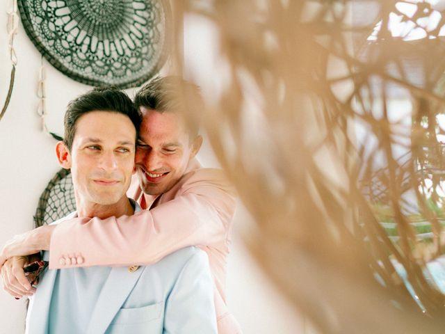 Jon and Tom's Wedding in Holbox Island, Mexico 6