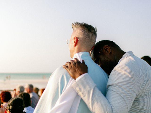 Jon and Tom's Wedding in Holbox Island, Mexico 22