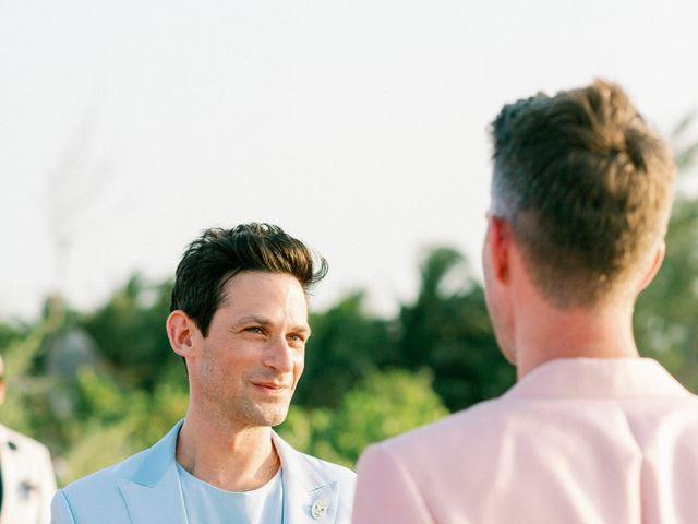 Jon and Tom's Wedding in Holbox Island, Mexico 23