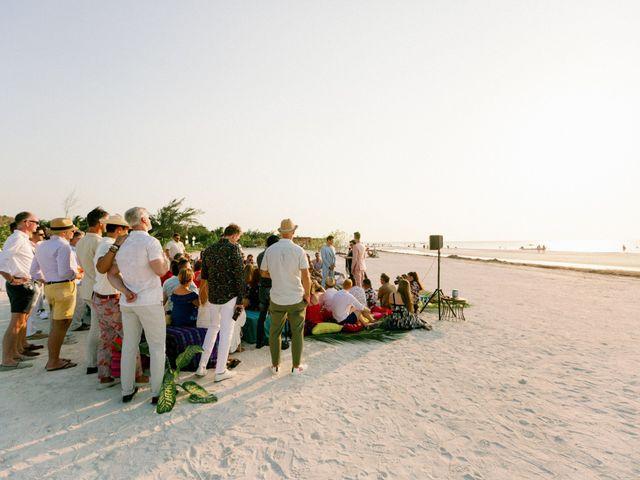 Jon and Tom's Wedding in Holbox Island, Mexico 26