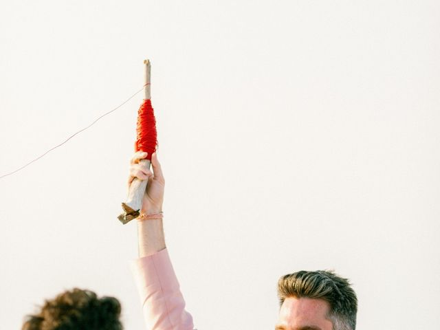 Jon and Tom's Wedding in Holbox Island, Mexico 33
