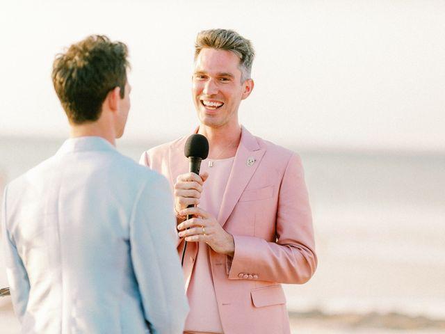 Jon and Tom's Wedding in Holbox Island, Mexico 39