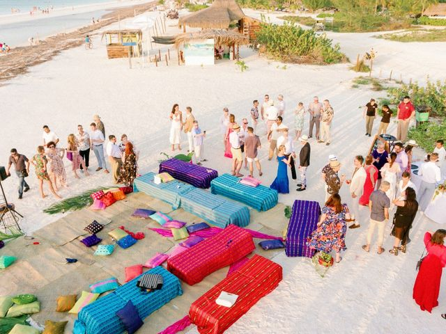 Jon and Tom's Wedding in Holbox Island, Mexico 56