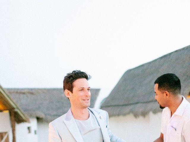 Jon and Tom's Wedding in Holbox Island, Mexico 71