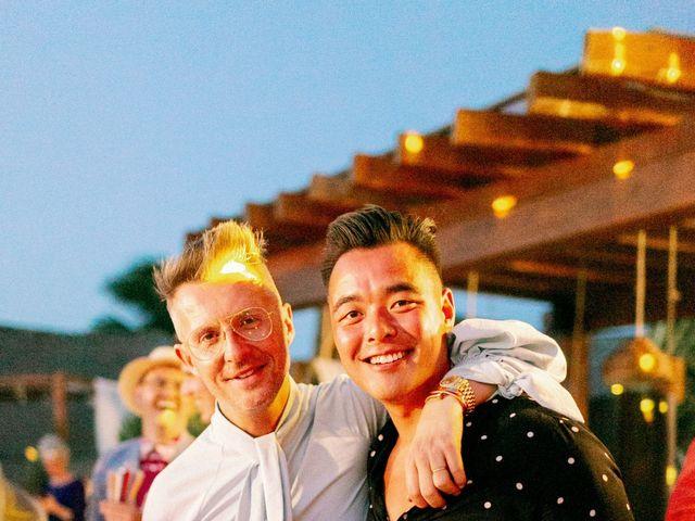 Jon and Tom's Wedding in Holbox Island, Mexico 72