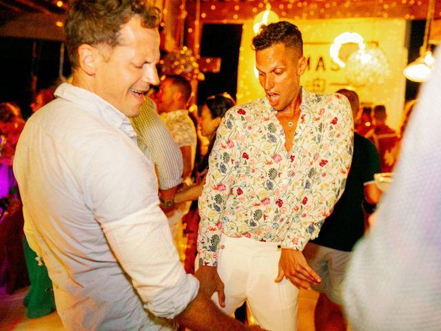Jon and Tom's Wedding in Holbox Island, Mexico 76