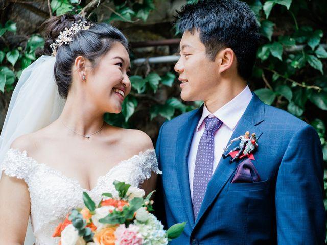 The wedding of Xirui  and Wenbo