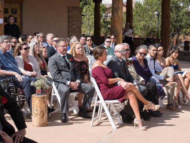 Victoria and Justin's Wedding in Tijeras, New Mexico 14