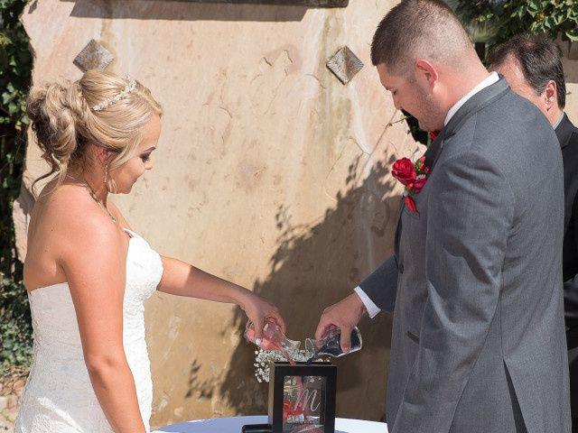 Victoria and Justin's Wedding in Tijeras, New Mexico 16
