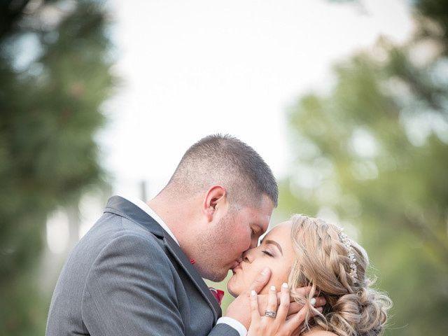Victoria and Justin's Wedding in Tijeras, New Mexico 24