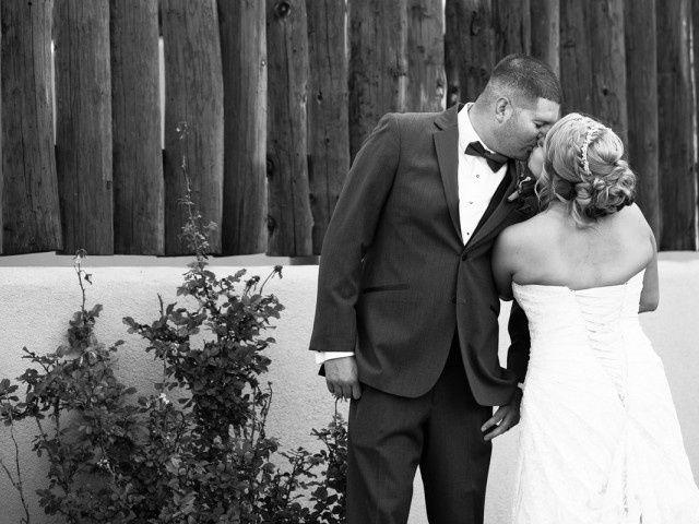 Victoria and Justin's Wedding in Tijeras, New Mexico 25