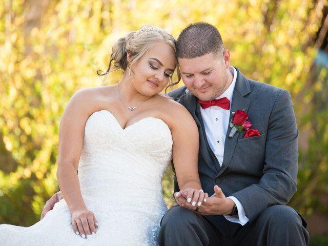 Victoria and Justin's Wedding in Tijeras, New Mexico 27