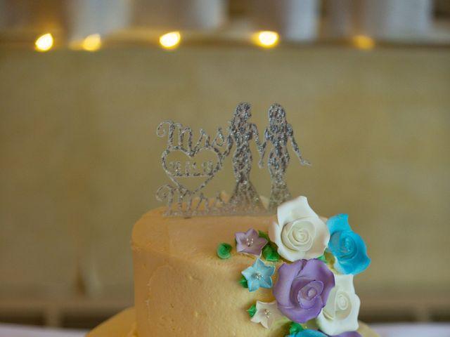 Jennifer and Julie's Wedding in Castleton on Hudson, New York 4