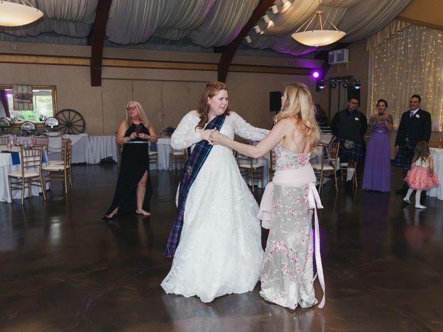 Jennifer and Julie's Wedding in Castleton on Hudson, New York 14