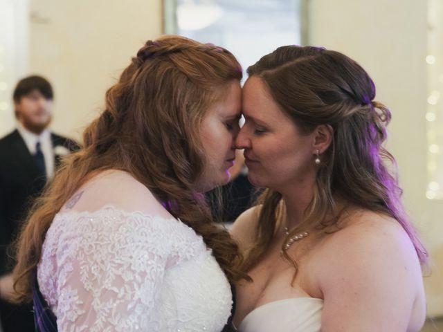 Jennifer and Julie's Wedding in Castleton on Hudson, New York 17