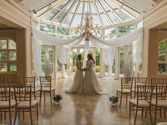 Jennifer and Julie's Wedding in Castleton on Hudson, New York 2