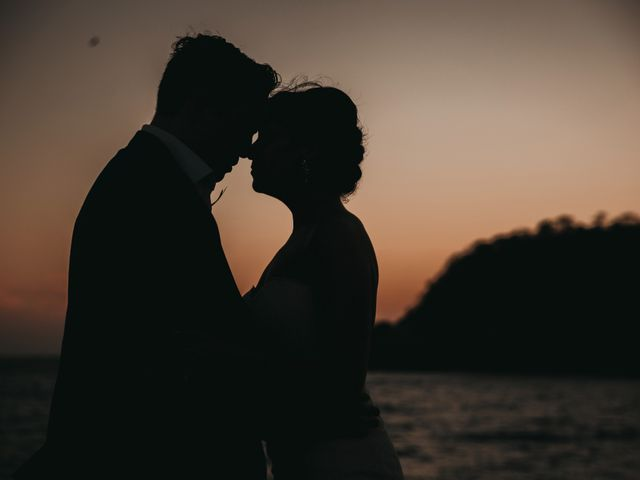 Luke and Lauren's Wedding in Bahias De Huatulco, Mexico 1
