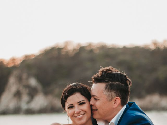 Luke and Lauren's Wedding in Bahias De Huatulco, Mexico 3