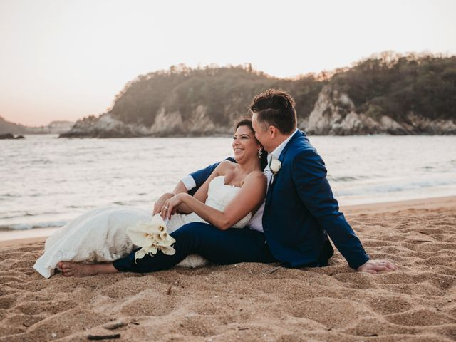 Luke and Lauren's Wedding in Bahias De Huatulco, Mexico 2