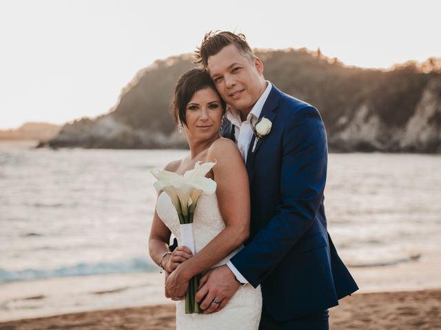 Luke and Lauren's Wedding in Bahias De Huatulco, Mexico 6