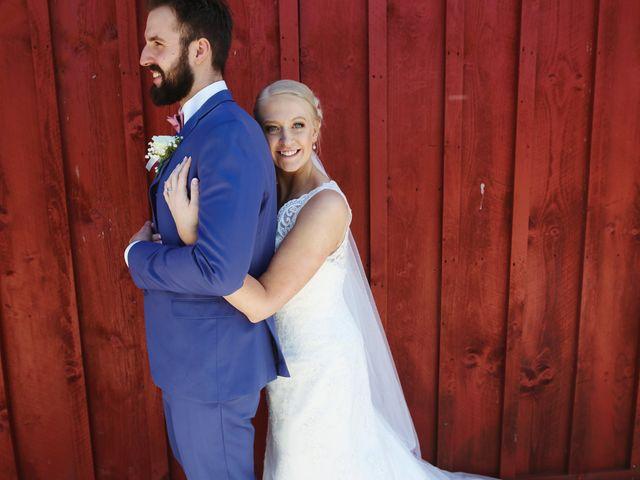 Alisa and Rob's Wedding in Rome, Pennsylvania 2