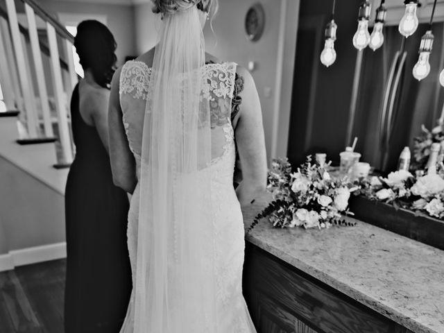 Alisa and Rob's Wedding in Rome, Pennsylvania 14