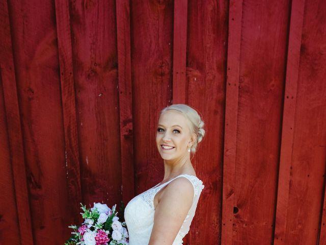 Alisa and Rob's Wedding in Rome, Pennsylvania 33