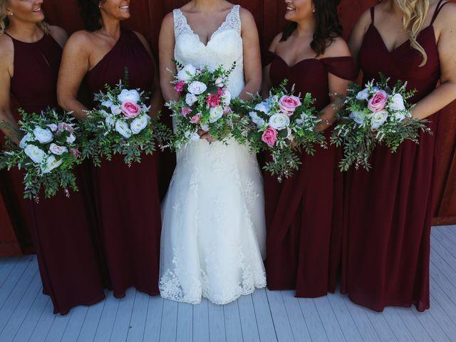 Alisa and Rob's Wedding in Rome, Pennsylvania 35