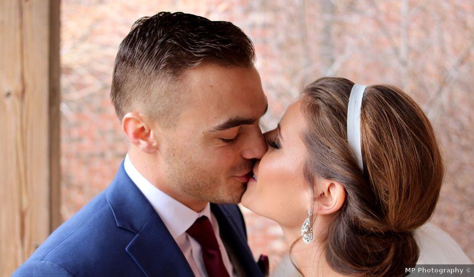 Matt and Sara's Wedding in Mokena, Illinois