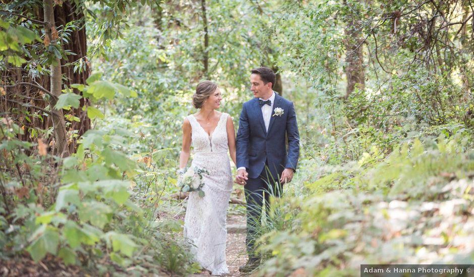 Erik and Eliza's Wedding in Santa Cruz, California