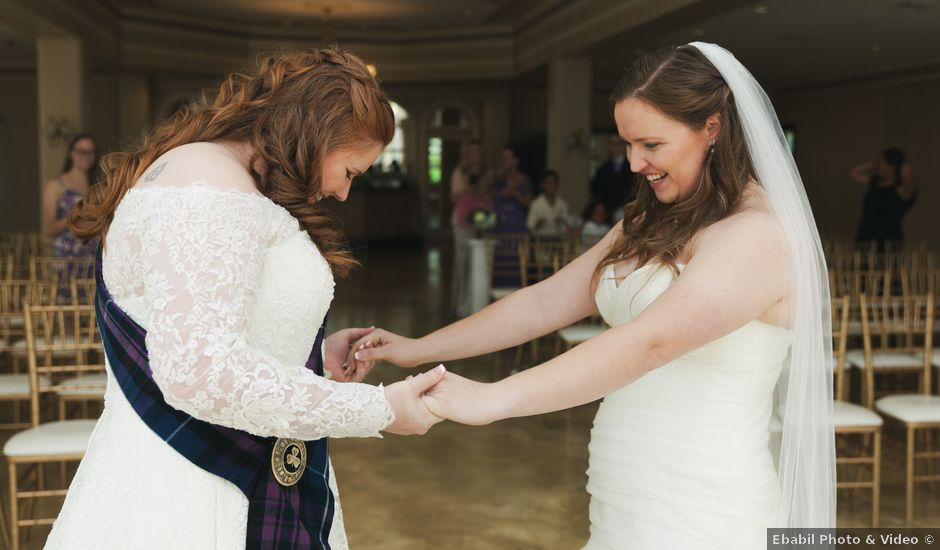Jennifer and Julie's Wedding in Castleton on Hudson, New York