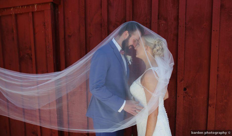 Alisa and Rob's Wedding in Rome, Pennsylvania