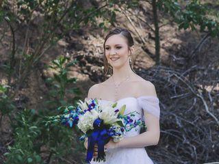 The wedding of Stephanie and Moi 3