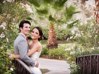 Nick and Christina's Wedding in Henderson, Nevada 3