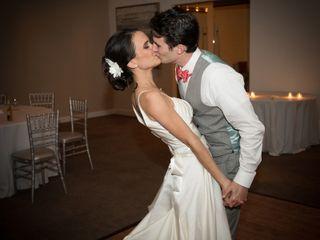 The wedding of Christina and Nick