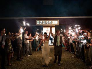 The wedding of Ashley and Clayton 1