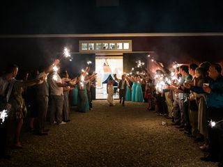 The wedding of Ashley and Clayton 2