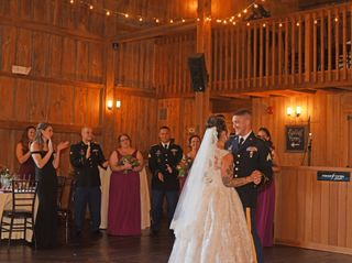 The wedding of Hannah and Frank 3