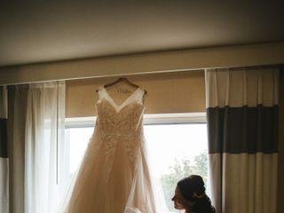 The wedding of Jennifer and Lev 3
