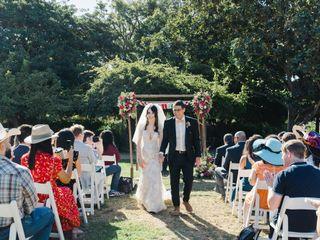 The wedding of Isabella and Moran 1