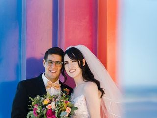 The wedding of Isabella and Moran 2