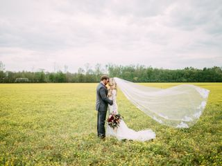 The wedding of Ryne and Catrina