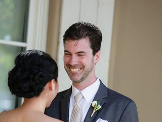 The wedding of Tim and Janet 3