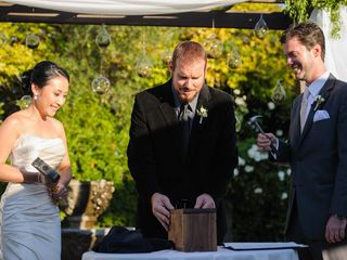 Janet and Tim's Wedding in Sonoma, California 12