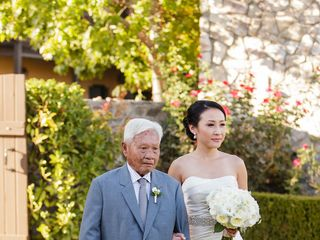 Janet and Tim's Wedding in Sonoma, California 11