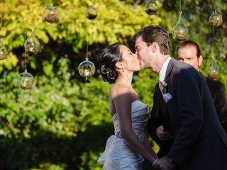 Janet and Tim's Wedding in Sonoma, California 13