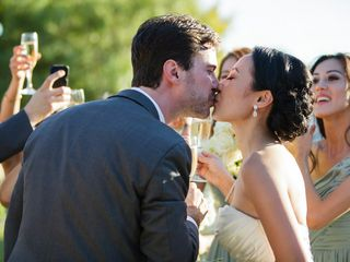 Janet and Tim's Wedding in Sonoma, California 14