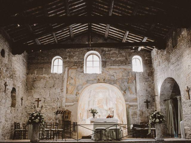 Francesco and Gloria's Wedding in Rome, Italy 7