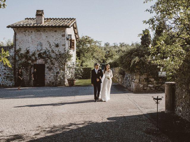 Francesco and Gloria's Wedding in Rome, Italy 8