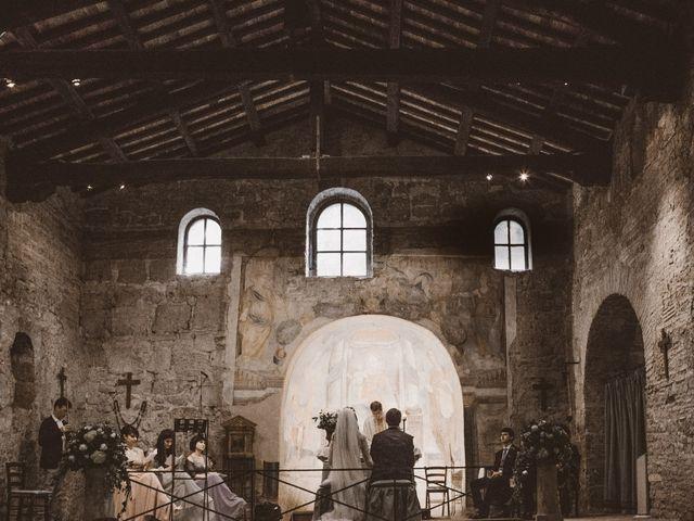 Francesco and Gloria's Wedding in Rome, Italy 10